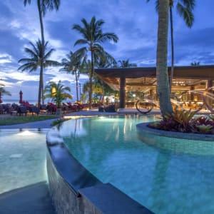 Ramada Resort by Wyndham Khao Lak:  Pool at Night