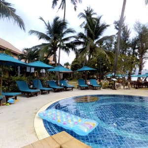 Koh Chang Paradise in Ko Chang: Pool Paradise