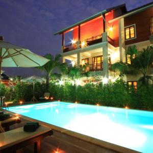 Shewe Wana Boutique Resort & Spa in Chiang Mai: Pool Shewe Wana Suite Resort