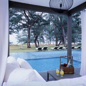 SALA Phuket Mai Khao Beach Resort: Poolside Sala