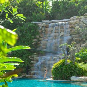 Santhiya Koh Phangan Resort & Spa in Ko Phangan: Santhiya Waterfall