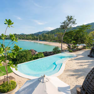 The Shore at Katathani in Phuket: Sea Pool