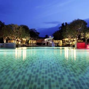 Centara Koh Chang Tropicana in Ko Chang: Splash Pool