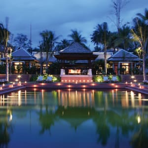 Melati Beach Resort & Spa in Ko Samui: Sunken Pool