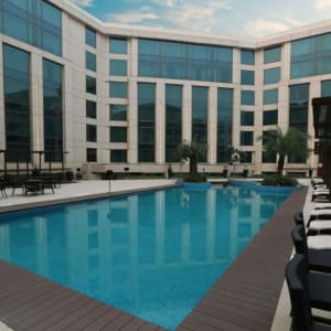 Pride Plaza Hotel Aerocity à Delhi: Swiming Pool