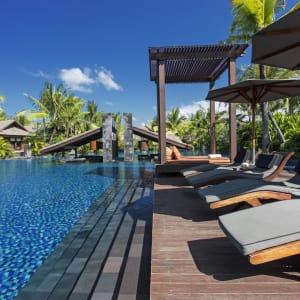 The St. Regis Bali Resort in Südbali: Swimmable Lagoon