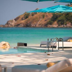 Awei Pila Resort à Mergui Archipel: Swimming Pool