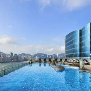 Harbour Grand Kowloon à Hong Kong: Swimming Pool