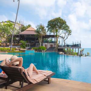 Panviman Resort in Ko Phangan: Swimming pool