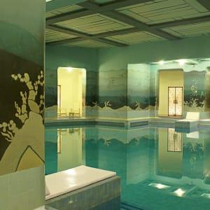 Umaid Bhawan Palace à Jodhpur: Swimming Pool