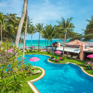 Baan Samui Resort in Ko Samui: Swimming pool