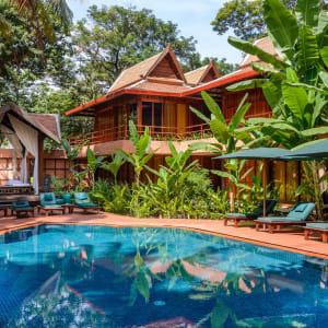 Angkor Village Hotel à Siem Reap: Swimming Pool