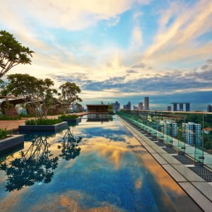 Jen Orchardgateway in Singapur: Swimming Pool