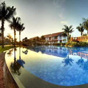 Radisson Blu Resort Temple Bay in Mahabalipuram: Swimming Pool