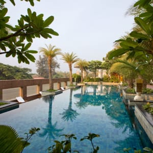 Hyatt Centric MG Road Bangalore à Bengaluru: Swimming Pool