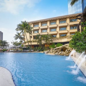 Swissotel Merchant Court in Singapur: Swimming Pool