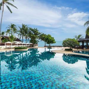 Peace Resort à Ko Samui: Swimming Pool