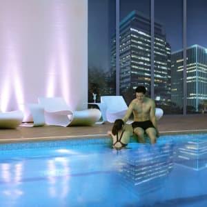 Lotte Hotel Seoul Main Tower: Swimming Pool