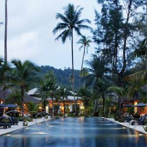 Bangsak Village in Khao Lak: Swimming pool