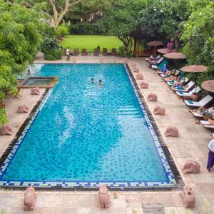 The Hotel @ Tharabar Gate in Bagan: Swimming Pool