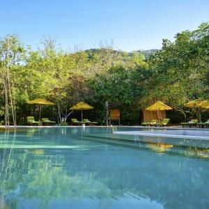 Six Senses Ninh Van Bay in Nha Trang:  Swimming Pool