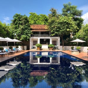 Rachamankha in Chiang Mai: Swimming Pool