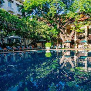 Raffles Hotel Le Royal in Phnom Penh: Swimming Pool
