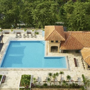 Orchard Rendezvous à Singapour: Swimming Pool   overview
