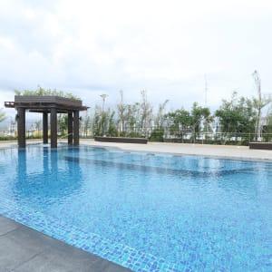 Belmont in Manila: Swimmingpool