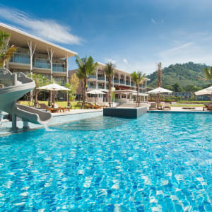 The Sands Khao Lak by Katathani: The Joy Pool (Seaside Wing)