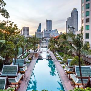 The Peninsula Bangkok: The Pool