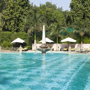 The Imperial in Delhi: The Swimming Pool