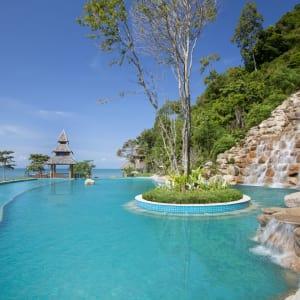 Santhiya Koh Yao Yai Resort & Spa à Ko Yao: Waterfall