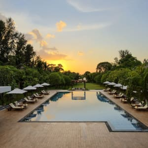Layana Resort & Spa in Ko Lanta: Wellness Pool