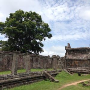 Traversée du sud du Laos à Angkor de Pakse: Preah Vihear