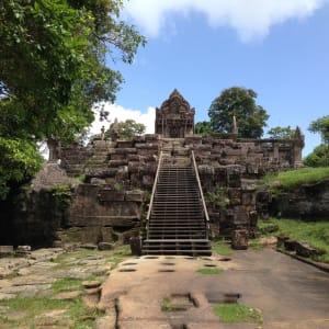 Temple majestueux de Preah Vihear de Siem Reap: Preah Vihear
