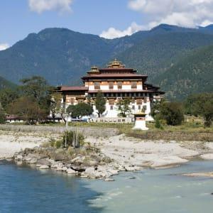 Au pays du Dragon tonnerre de Paro: Punakha Dzong