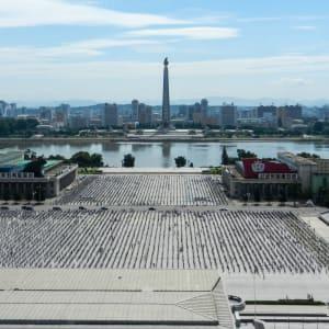 Nordkorea Kompakt ab Pyongyang: Pyongyang
