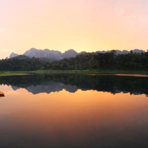 Elephant Hills & Rainforest Camp, Khao Sok Soft Adventure de Phuket: Rainforest Camp