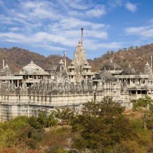 Höhepunkte Rajasthans ab Delhi: Ranakpur: Jain Temple