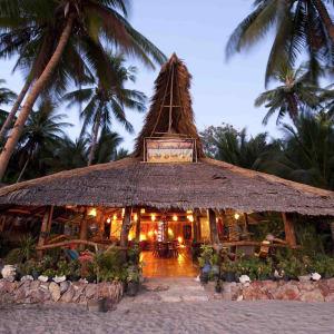 Traumhaftes Palawan: Restaurant