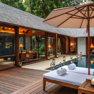 The Datai Langkawi:  1-Bedroom Beach Villa