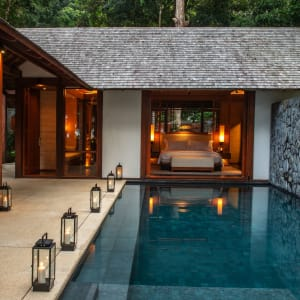 The Datai Langkawi:  1-Bedroom Beach Villa | pool