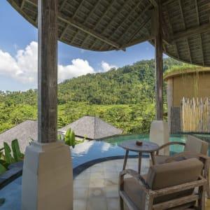 Wapa di Ume Sidemen à Ouest de Bali: 1-Bedroom Pool Villa | Balcony