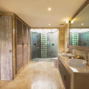 Wapa di Ume Sidemen à Ouest de Bali: 1-Bedroom Pool Villa | Bathroom