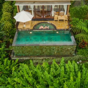 Munduk Moding Plantation Nature Resort à Nord de Bali: 1-Bedroom Pool Villa | Courtezy of Megan Palmer
