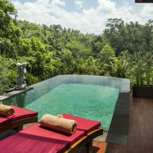 Jannata Resort & Spa in Ubud: 1 Bedroom Pool Villa | Pool