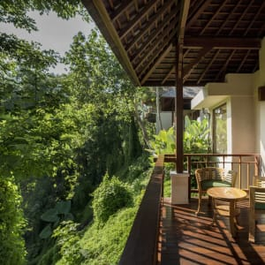 Jannata Resort & Spa in Ubud: 1 Bedroom Pool Villa | Teracce