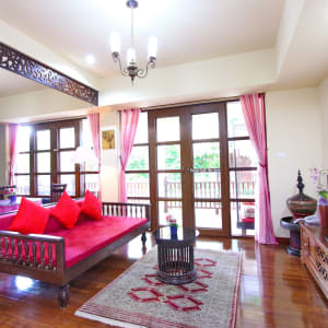 Shewe Wana Boutique Resort & Spa in Chiang Mai: 1-BR Suite With Jet Tub | Shewe Wana Suite Resort
