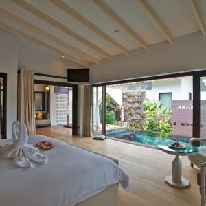 The Shore at Katathani à Phuket: 2-Bedroom Pool Villa (4 adults)